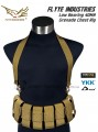 FLYYE Low Bearing 40MM Grenade Chest Rig