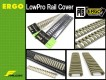 ERGO 18-Slot LowPro Rail Covers (2 Piece in package)