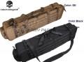 Emerson M60 M249 Gun Case (Black/Dark Earth)