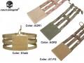 Emerson 3-Band Lite Cummerbund For AVS JPC Vest (Khaki/ AOR1/ AOR2/ AT-FG)