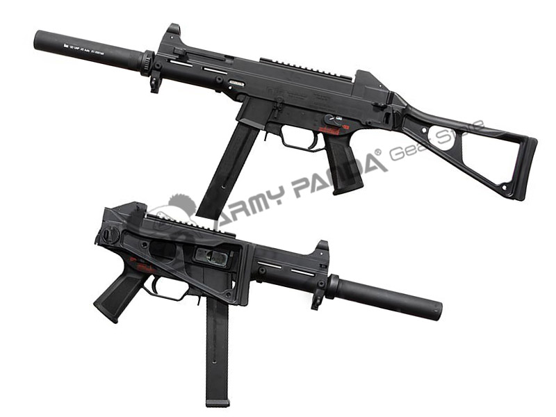 Umarex H&K UMP GBB SMG DX (Deluxe, Asia Edition)
