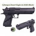 Cybergun WE Desert Eagle L6 .50AE GBB Pistol (Black)