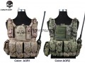 EMERSON RRV Tactical Vest with Pouches Set (AOR1/AOR2)
