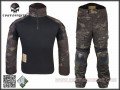 EMERSON Gen2 Combat Shirt & Pants (Multicam Black)