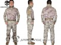 EMERSON Riot Style CAMO Tactical Uniform Set (A-Tac)