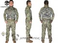 EMERSON Riot Style CAMO Tactical Uniform Set (AOR2)